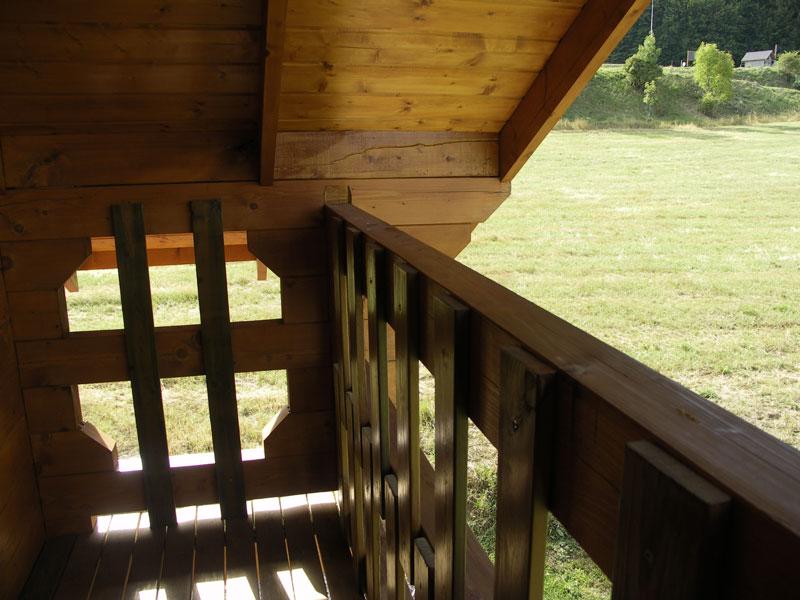 Balcon En Bois Pour Chalet : D?couvrez les Chalets de Combebelle en images…